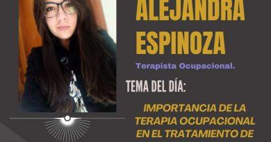 Actividad organizada por Asociación de Terapeutas Ocupacionales de Pichincha.
