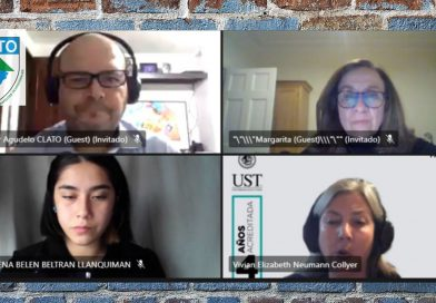 Conversatorio; «Las instituciones que nos Unen»